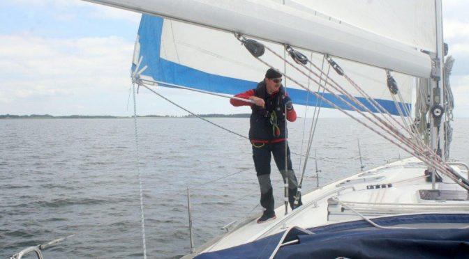 Trainingstörn in der dänischen Südsee