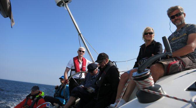 Törnbericht: Praxistörn in der dänischen Südsee