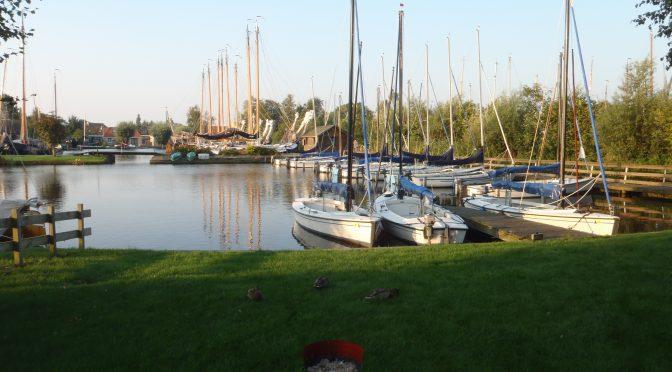Jollen-Genießertour am Gaastmeer