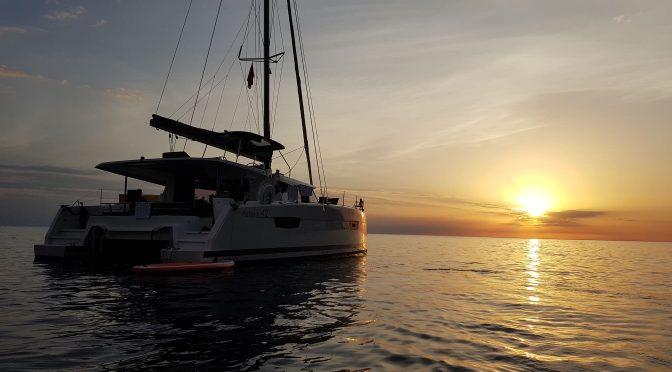 Törnbericht Sizilien: Skippertraining, Vulkane und malerische Buchten
